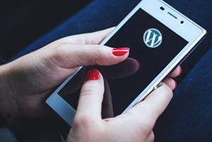 WordPress Website mobil bearbeiten